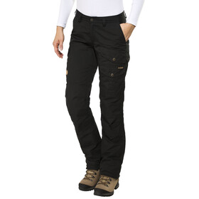 Fjällräven Barents Pro Trousers Women black/black